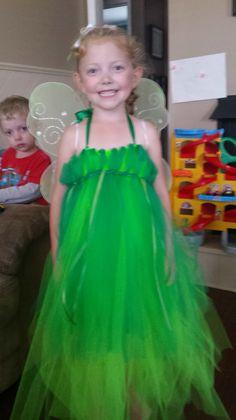 Tinker bell tutu dress Tutu Dresses, Girls Dresses, Flower Girl Dresses, Tinker Bell, Tulle, Wedding Dresses, Skirts, Fashion, Bride Gowns