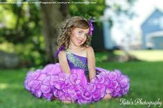 Glitz Baby Doll dress  N14   MADE TO ORDER by PageantCouture, $325.00