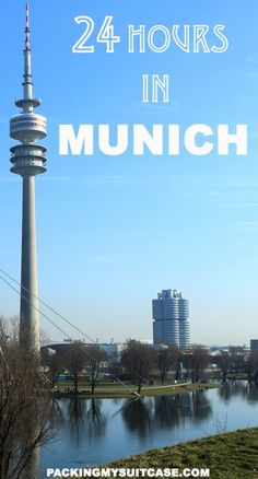 24 hours in Munich,