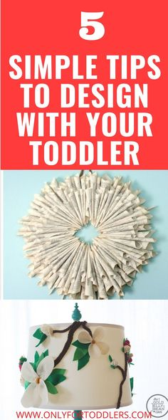 Building stuff with your toddler will not only teach them to be creative and innovative but also teaches