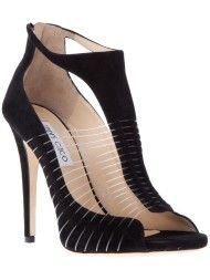 d250e5f6652 Jimmy Choo Taste Sandal Pump in Black Jimmy Choo Shoes