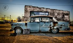 Small Town Blues by ~DARRYL-SMITH