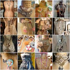 so many great ideas, jewelry, vintage, cards, pearls, watches, hearts, flowers, lace,