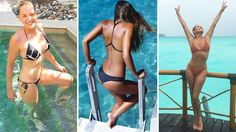 Ü-50-Stars im Bikini : Sharon Cindy und Co. - so heiß wie mit 20 - http://ift.tt/2aME6dT
