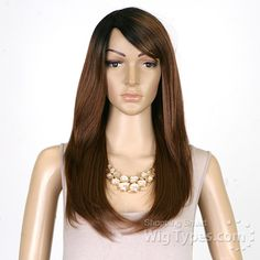 Its a wig Synthetic Wig - JOURNEY (futura) - WigTypes.com