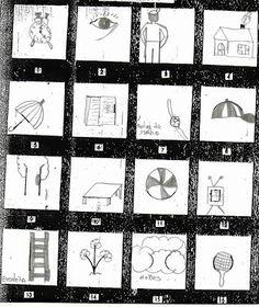 - tecnicasproyectivasorg Reto Mental, Community Helpers, Psychology, Photo Wall, Doodles, Diagram, Faith, Holiday Decor, Drawings