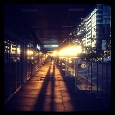 Long shadows walk where others footsteps have trodden Long Shadow, Shadows, Melbourne, City, Darkness, Cities