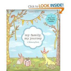 Adoption Baby Book