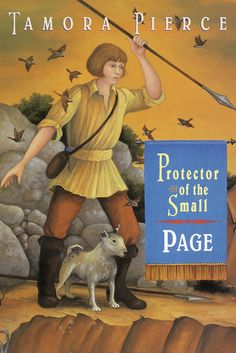 Read  Page by Tamora Pierce (2 of 4-Protector of the Small)
