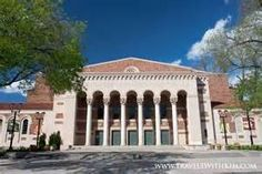 Sacramento, Memorial Auditorium where I watched the circus every year and where my high school graduation was held.