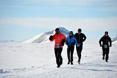 Antarctic Ice Marathon Races