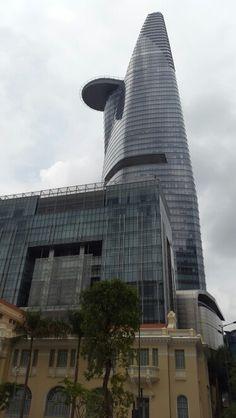 Bitexco Finacial Towet ai HCMC VietNam
