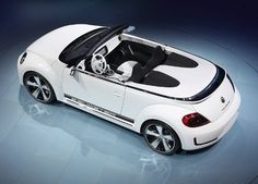 VW Beetle cabrio, VW E BUGSTER SPEEDSTER