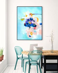 Extra Large Wall Art Original Art Bright Abstract Original Painting On Canvas Extra Large Artwork Contemporary Art Modern Home Decor Large Abstract Wall Art, Large Artwork, Extra Large Wall Art, Canvas Wall Art, Wall Art Prints, Texture Painting On Canvas, Large Painting, Canvas Paintings, Abstract Paintings