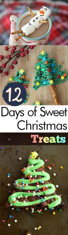 12 Days of Sweet Christmas Treats