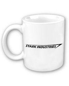 Amazon.com: Stark Industries Coffee Mug: Kitchen & Dining