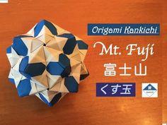 Origami Poison Ivy Kusudama Tutorial - YouTube