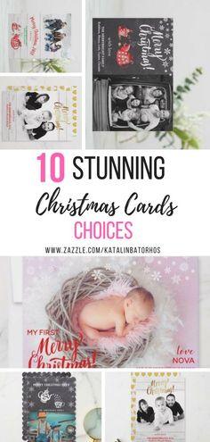 Fun Christmas Cards by Katalin Bator-Hos #holiday #christmascards #christmas #chrismasholidays