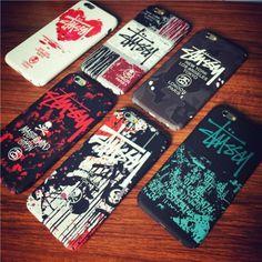 ストリートファッションブランド ステューシーstussy iphone7/6ケース アイフォン7 Plus/6S保護カバー plus ハードケース