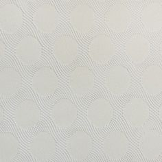 Whisper White Polka Dots on Netted Lace Fabric by the Yard | Mood Fabrics