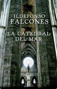 La catedral del mar, de Ildefonso Falcones. Leída en septiembre de 2015. Novela histórica con Barcelona como protagonista, muy en la línea de Los pilares de la tierra.
