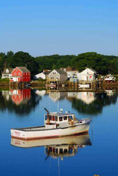 Cape Porpoise, Maine. This is an image we enjoy. Hope you enjoy it too - Little Hawk Trading, a favorite eBay store - Clothing & Shoes for LESS - http://stores.ebay.com/Little-Hawk-Trading