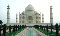 The immense size of India means you will need to organize multiple mini-trips to reach must-see sites like the Taj Mahal, something a good tour company can easily arrange. (From: Photos: Where You Shouldn't Go Alone)