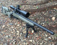 Custom Ruger Precision Rifle  - 6.5 creedmoor