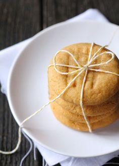 Galletas de mantequilla de maní con 3 ingredientes   ActitudFEM