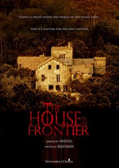 Official Teaser Poster for The House on the Frontier