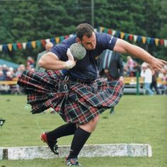 Celebrate Dunedin's Scottish heritage at the Highland Games! Don't forget your kilt! Been there many times, had fun, going again! A days ride from Naples, Florida.