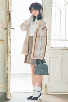 Asian Actors, Japan Fashion, Preppy Style, Pumps Heels, Female Models, Actors & Actresses, Cute Girls, Fashion Dresses, Casual