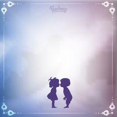 Romantic Valentine's day greeting card