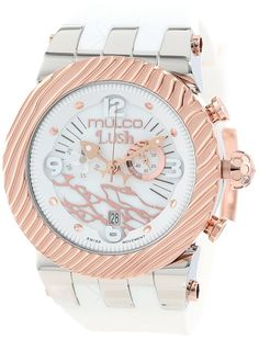 MULCO Unisex MW5-2365-013 Chronograph Analog Watch ** Check out this great image