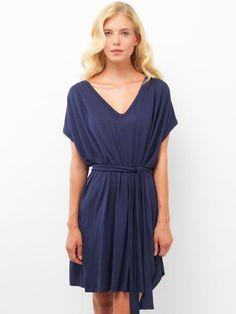 Greek Pleat Dress