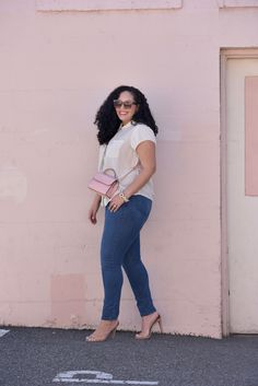 plus size Skinny Jeans, Tanesha Awasthi