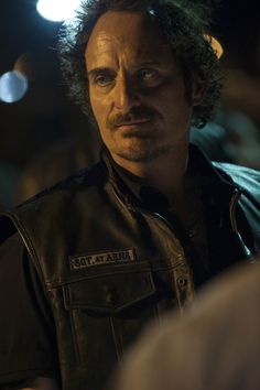 "Sons of Anarchy Alex ""Tig"" Trager - i love him!!!!"
