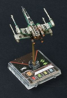 Star Wars X Wing Miniatures Game