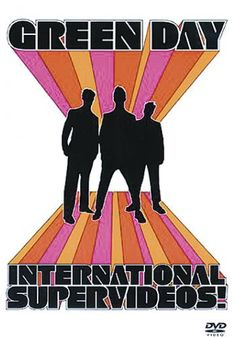 "DVD dei #GreenDay intitolato ""International supervideos""."