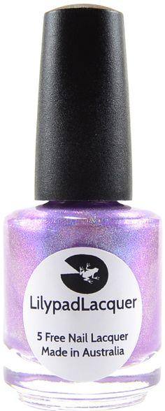 Lilypad Lacquer Lilac Beauty , Free Shipping at Nail Polish Canada