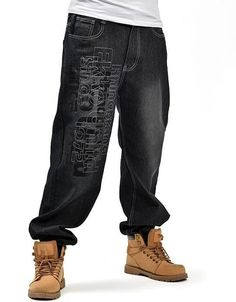 Hip Hop Skateboard jeans via JQ online store. Click on the image to see more!