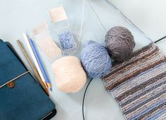 Knit the Sky Crochet and Knit Along 2016 on Petals to Picots with free crochet and knitting scarf patterns