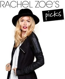 Rachel Zoe's picks...I love to shop this at Piperlime!