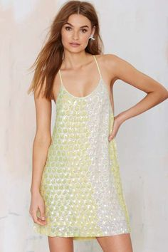 MLV Terra Sequin Dress
