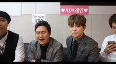 [아프리카TV 이기자싱카] 161022 빅브레인 - 아파 Live