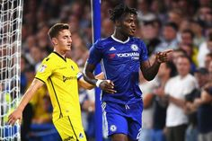 #rumors  Chelsea FC transfer news: Michy Batshuayi could be set for early Blues exit as AC Milan and Juventus eye £33m striker