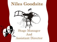 Niles Goodsite made a name for himself in the television and film industry through his work on many film and TV projects over the last three decades. As a stage manager throughout the 1980s and 1990s, he has been involved in Pavarotti Plus!, a remake of the game show To Tell the Truth, and numerous episodes of Married With Children and 227.