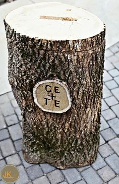 Love tree card box