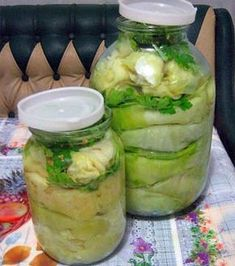 Comments in Topic Canning Recipes, My Recipes, Favorite Recipes, Cooked Cabbage, Cabbage Rolls, Chutney, Thai Dessert, Home Canning, Romanian Food