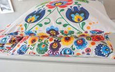 My Little Fabric: Mięciutkie poduchy polecają się na lato! Tapestry, Fabric, Blog, Handmade, Home Decor, Hanging Tapestry, Tejido, Tapestries, Tela